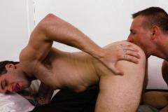 Hot-army-top-Blake-Cummings-huge-cock-barebacking-military-bottom-Trent-Marx-Active-Duty-13-porno-gay-pics