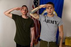 Hot-army-top-Blake-Cummings-huge-cock-barebacking-military-bottom-Trent-Marx-Active-Duty-4-porno-gay-pics