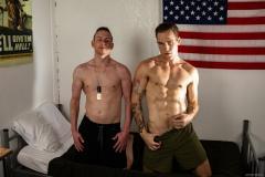 Hot-army-top-Blake-Cummings-huge-cock-barebacking-military-bottom-Trent-Marx-Active-Duty-7-porno-gay-pics
