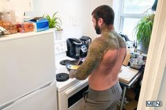Big-hairy-muscle-hunk-Markus-Kage-bareback-fucking-black-stud-Trent-King-hot-hole-Men-004-gay-porn-pics