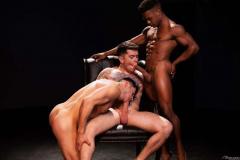 Cazden-Hunter-double-fucked-black-stud-Adrian-Hart-tattooed-hunk-Clark-Davis-Falcon-Studios-003-gay-porn-pics