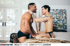 Sexy-muscled-stud-Sharok-huge-dick-bareback-fucks-Levi-Karter-hot-hole-Cockyboys-009-gay-porn-pics