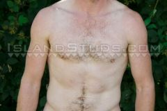 Hottie-red-headed-Island-Studs-Russ-strokes-huge-thick-cock-outdoors-piss-shooting-jizz-003-gay-porn-pics