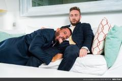 Sexy-top-stud-Manuel-Scalco-huge-dick-bareback-fucks-hottie-hunk-Joe-Gillis-Men-Play-14-porno-gay-pics