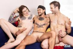 Hot-tattooed-muscle-boys-Sunny-D-Gabriel-Clark-double-fucking-Tommy-Tanner-hot-ass-Men-0-porno-gay-pics