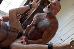 Horny-hairy-older-studs-House-of-Angell-Ryan-fisted-Daddy-Will-Angell-tight-ungloved-fist-1-porno-gay-pics