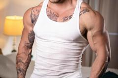 Horny-tattoo-muscle-stud-William-Seed-huge-raw-cock-barebacking-sexy-dude-Ace-Quinn-Men-4-porno-gay-pics