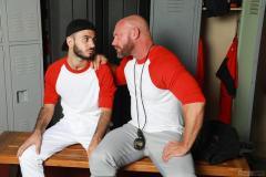 Pride-Studios-naked-baseball-players-Adrian-Rose-young-dick-bareback-fucking-older-stud-Killian-Knox-3-porno-gay-pics