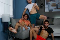 Horny-gay-trio-Liam-Skye-Nick-Thompson-Blake-Wilder-hot-raw-big-dick-anal-fuck-Stag-Collective-5-porno-gay-pics